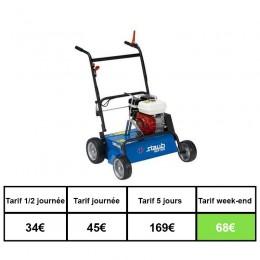 chariot télescopique