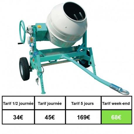 betonniere 350L