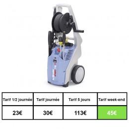 Nettoyage haute pression electrique
