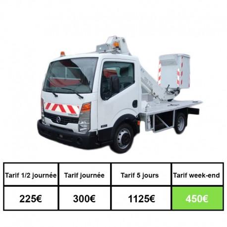 Camion nacelle 20M