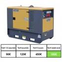 groupe electrogene 35kva diesel