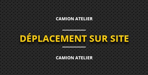 Camion atelier Pmd location